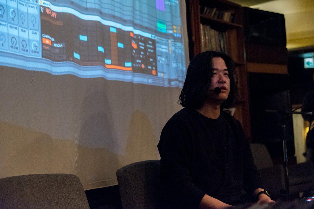 Ableton Meetup Tokyo Vol.23『コンプはあまり好きじゃない 』編
