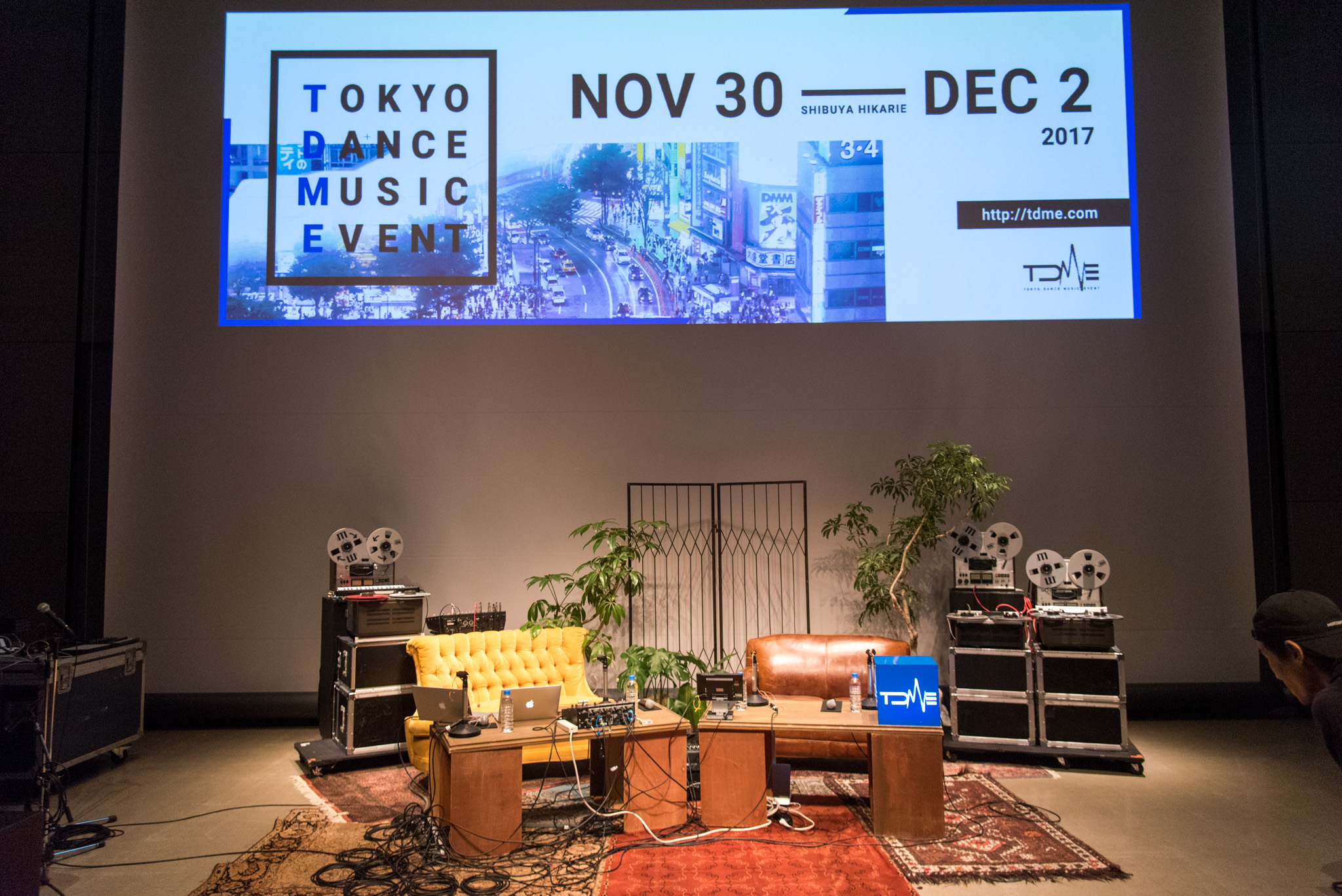 Ableton Meetup Tokyo @TDME『正解はない』編