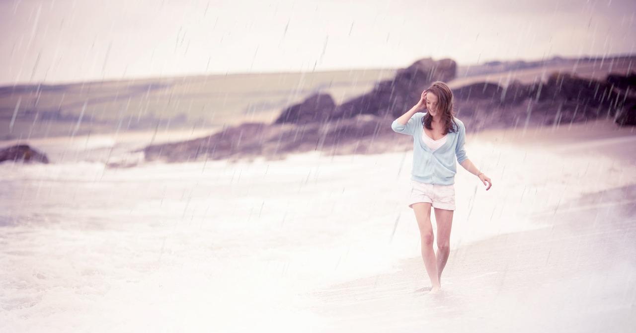 雨の慕情~週一フレーズ