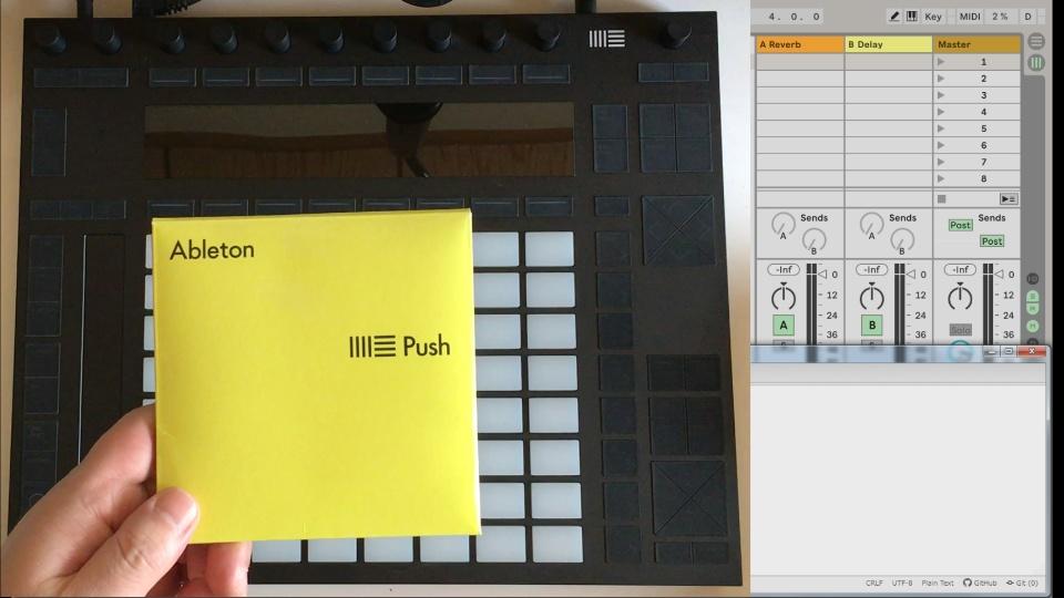 Ableton Live講座~Push編