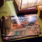 Ableton Meetup Tokyo Vol.24『ヤベェ〜、案外出来ないもんだな』編